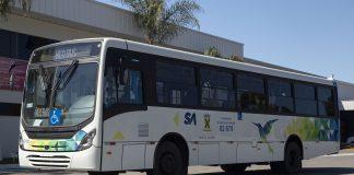 A Viação Vaz, de Santo André, no ABC paulista, acaba de adquirir cinco novos ônibus urbanos NEOBUS New Mega. Dessa forma, os veículos devem