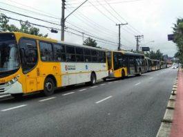 O prefeito de São Paulo, Bruno Covas (PSDB) anunciou a assinatura de 32 novos contratos para operação do transporte público. Assim, logo após a suspensão