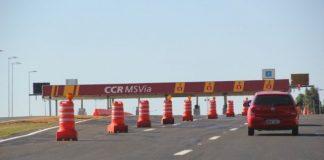 A Agência Nacional de Transportes Terrestres (ANTT) vai atrasar a aplicação das novas tarifas de pedágio da BR-163. De acordo com a redução q