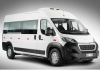 A Peugeot acaba de lançar no Brasil a versão minibus do furgão Boxer. O modelo estabelece um grande avanço para a marcano segmento de veículos utilitários
