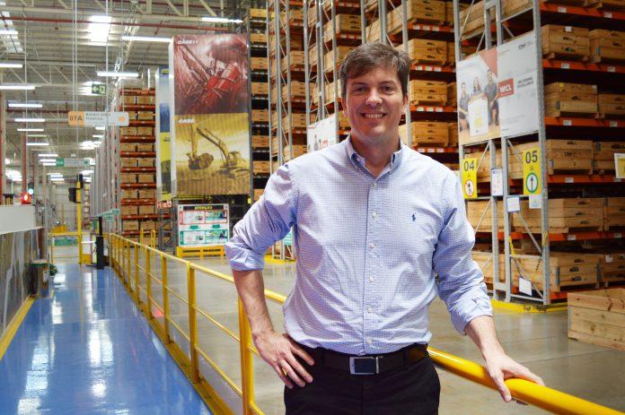 José Queiroz é o novo diretor de marketing da CNH Industrial