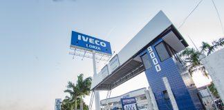 A IVECO, marca da CNH Industrial, e a Forza celebraram a parceria entre as empresas com uma festa que marcou a inauguração da concessionária