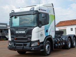 A Scania revelou na última sexta-feira (6), algumas das novidades que irá mostrar na Fenatran 2019. A feira acontece no período de 14 a 18 de outubro