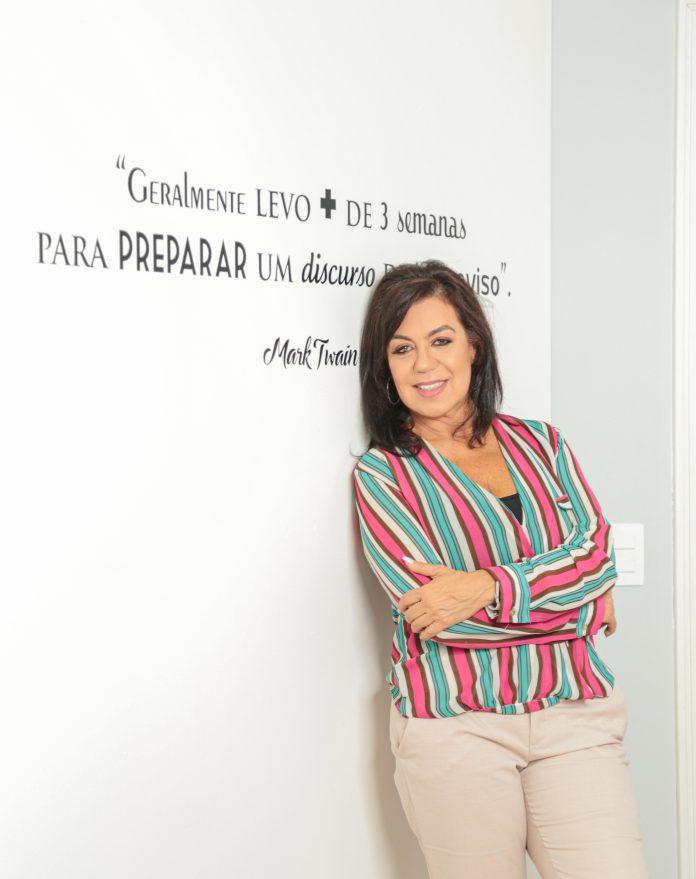Solange Fusco, profissional reconhecida no mercado pela sua gestão à frente da Diretoria de Comunicação Corporativa do Grupo Volvo América Latina