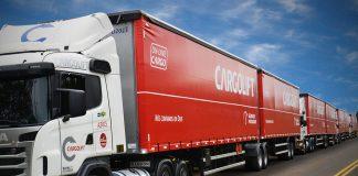 A paranaense Cargolift logística, transportadora de cargas, registrou crescimento de 33% no faturamento acumulado do primeiro semestre.