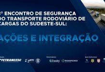 A cidade de Florianópolis sediará o3º Encontro de Segurança do Transporte Rodoviário de Cargas do Sudeste-Sul. O evento tem como objetivo