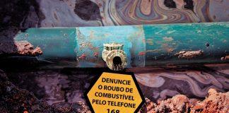 A Petrobras divulgou o resultado de investigações que apontaram para um recorde no furto de combustíveis em 2018. O produto é roubado através