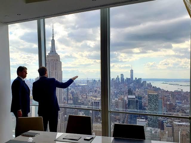 O ministro da Infraestrutura, Tarcísio de Freitas, disse que o encontro com investidores norte-americanos em visita da pasta aos Estados Unidos