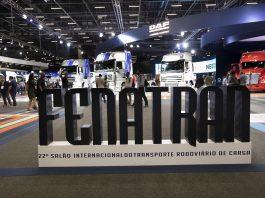 A 22ª edição da Fenatran - Salão Internacional de Transporte Rodoviário de Cargas - e a MOVIMAT - 33ª edição do Salão Internacional da Logística
