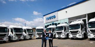 O Grupo SADA adquiriu 50 modelos Hi-Roads da Iveco. Dessa forma, aumentando ainda mais a frota de modelos Iveco da transportadora.