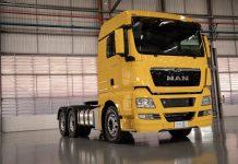 O extrapesado premium MAN TGX tem uma novidade apresentada nesta Fenatran 2019:a suspensão pneumática. Indicado para quem necessita de uma