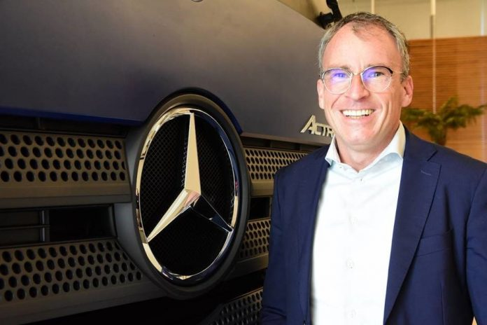 Matthias Kaeding é o novo diretor de Compras daMercedes-Benzdo Brasil. Com 20 anos no Grupo Daimler, o executivo assume a função