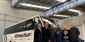 A paranaense Rimatur adquiriu 10 micro-ônibus do modelo Volare Fly 9. A importante operadora do segmento de fretamento no Sul do Brasil