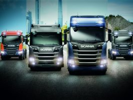 Cada vez mais, a Scania conquista seus clientes através do seu sistemaTMA (Tailor made for Application). Durante a Fenatran, a montadora anunciou