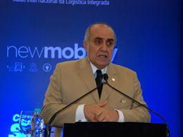 Durante a22ª edição do Salão Internacional do Transporte – FENATRAN em São Paulo, aNTC&Logística, através do seu vice-presidente Urubatan Helou