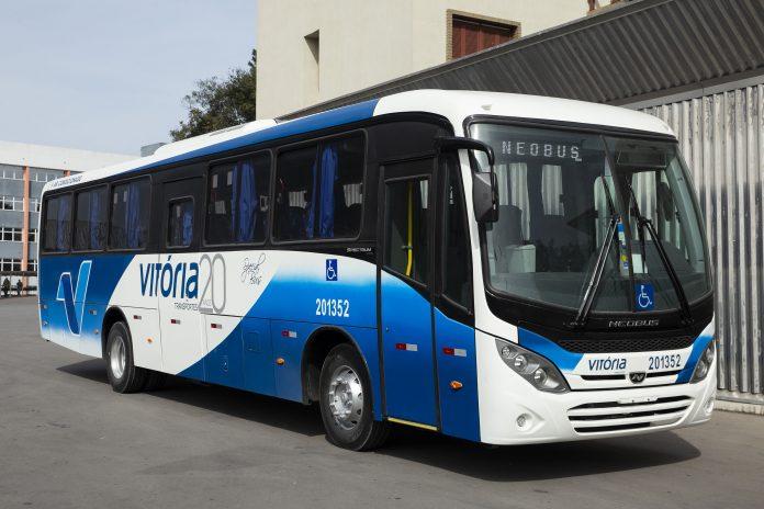 A Neobus acaba de concretizar a sua primeira venda para a Viação Nossa Senhora da Vitória. A companhia que possui empresas