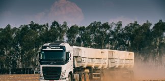 O Grupo Martelli, um dos maiores transportadores de grãos do Brasil, incorporou à sua frota 171 FH 540 6x4. De acordo comGenir Martelli,