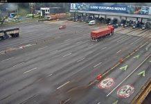 O tráfego de veículos em estradas administradas pela Ecorodovias recuou 16,1% no acumulado de 16 de março a 9 de agosto ante período similar