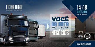 Cercada deotimismo, a Fenatran 2019 abre suas portas partir dessa segunda feira, pronta para receber mais de 60 mil visitantes, interessados em caminhões,
