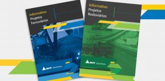 A Agência Nacional de Transportes Terrestres (ANTT) disponibilizou boletions informativos sobre ferrovias e rodovias. O material pode ser encontrado