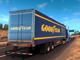 Goodyear lança campanha para caminhoneiros pelos 100 anos no Brasil