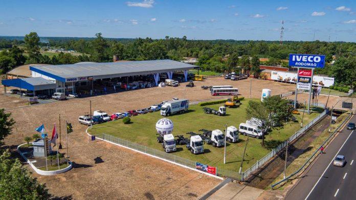 A Iveco, marca da CNH Industrial, está investindo na ampliação e reestruturação da sua rede de concessionárias em toda América do Sul