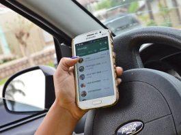 DPVAT lança aplicativo para bloquear celular do motorista enquanto dirige