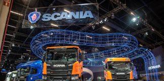 A Fenatran 2019 marca a primeira grande feira de exposição da Nova Geração de caminhões da Scania. O maior evento do setor na América Latina,