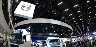 A Volvo estima terminar sua participação na Fenatran 2019 com mais de R$ 1 bilhão em negócios. Os resultados somam venda de caminhões,