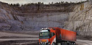 O Grupo Volvo anunciou a criação de uma área de negócios para o fortalecimento de soluções em transporte autônomo