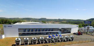 A Dicave, concessionária Volvo em Santa Catarina, inaugurou mais uma unidade de caminhões e ônibus da marca. Localizada em São Miguel do