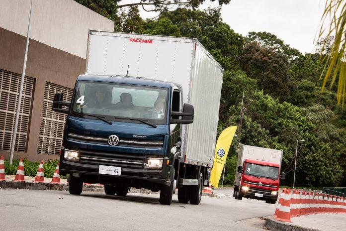 A VW Caminhões e Ônibus divulgou números muito positivos em relação a 22ª edição da Fenatran. Foram mais de 1.200 test-drives