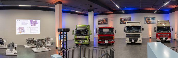 O DAF Museum, Museu DAF, foi reaberto em Eindhoven, na Holanda. Ao todo, o museu que é um dos mais populares da região esteve fechado para reformas por 18 meses