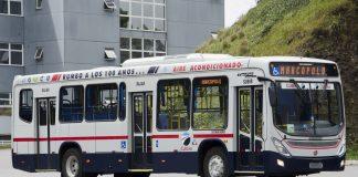 Marcopolo e Mercedes-Benz vendem 147 ônibus para empresa Uruguaia
