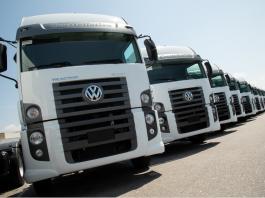 Ouro Verde realiza compra de 250 caminhões com VWCO