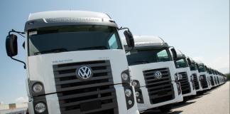 A VW e a MAN tiveram 30.237 caminhões comercializados em 2019. O volume representa uma aumento de 40%