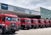 O Corpo de Bombeiros do Estado de São Paulo acaba de receber 12 novos caminhões Constellation 17.280. O negócio é resultado de licitação conquistada