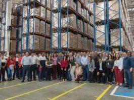 O Grupo ID Logistics, através da sua filial no Brasil, acaba de inaugurar um centro de distribuição em Extrema-MG. O investimento contou