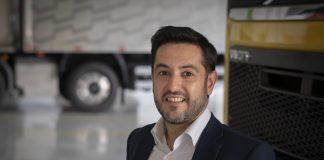 Rodrigo Padilha é o novo diretor de desenvolvimento de concessionárias da Volvo