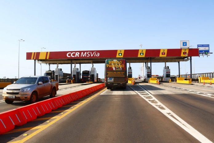 De acordo com boletim semanal de tráfego da CCR, nas concessões rodoviárias que administra, além do braço de mobilidade urbana e aeroportos.