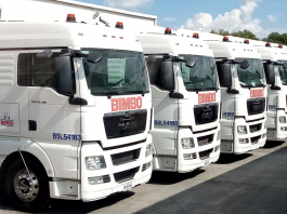 Uma das maiores empresas de panificação do mundo, o mexicano Grupo Bimbo acaba de adquirir 34 novos caminhões MAN TGX 26.480.