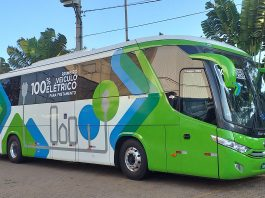 A Marcopolo mostrará dois novos modelos de ônibus durante o Evento de Fretamento 2019, que será realizado, entre os dias 8 e 10 de novembro