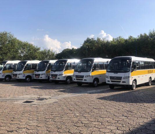 A Viação Princesa d'Oeste, de Campinas, no interior do Estado de São Paulo, acaba de adquirir quatro novos micro-ônibus Volare. Todos os veículos são do modelo Attack 8