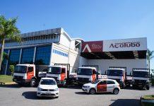 O Grupo Açotubo, especialista no atendimento ao varejo de produtos siderúrgicos da América Latina, acaba de investir R$ 1,2 milhão em logística para