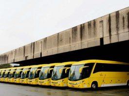 O Grupo Itapemirim anunciou que vai aumentar a quantidade de veículos na sua frota visando a alta demanda de passageiros neste fim de ano. Além disso