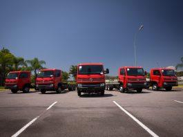 A VW Caminhões e Ônibus está comemorando a marca de 1.500 caminhões vendidos para o segmento de distribuição de bebidas no ano. Entre os modelos