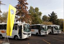 A VWCO acaba de realizar a entrega de 30 nobvos Volksbus para a empresa mexicana Enlaces AMZ. Todas as unidades adquiriu são do modelo 8.160 OD e serão