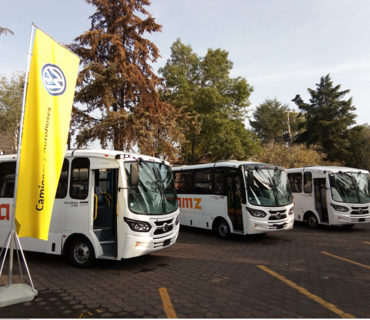 De acordo com dados divulgados pela Anfavea, a Volkswagen caminhões e ônibus encerraram o ano de 2019 com 5.509 ônibus