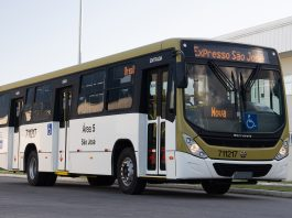 Marcopolo concretiza venda de 100 ônibus