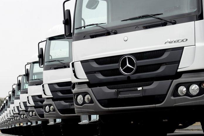 A Mercedes-Benz registrou de janeiro a junho deste ano, crescimento de 3,8% de participação no mercado, apesar da pandemia da Covid-19